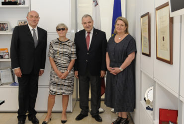 UK standards officials visit Malta