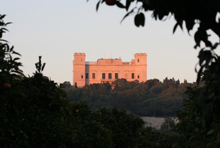 Verdala Palace, Buskett, Malta